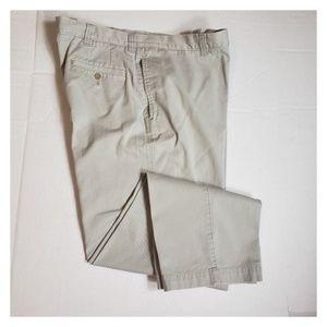 Unlisted Flat Front Khaki Chino Pants Size 40x32